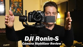 The END of Shaky Footage - DJI Ronin-S Camera Stabilizer
