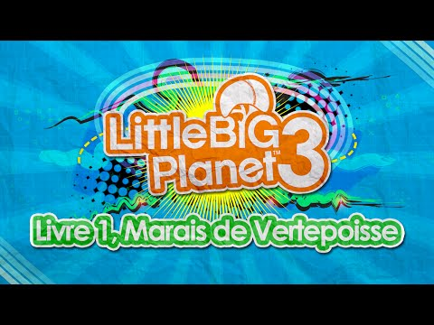 LittleBigPlanet 3 - Ace Adventurer (Book One) | Aventurier d