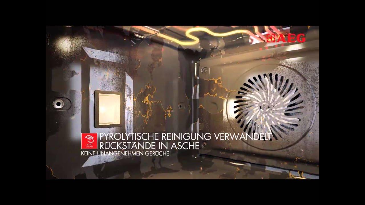 Aeg Pyrolyse Youtube