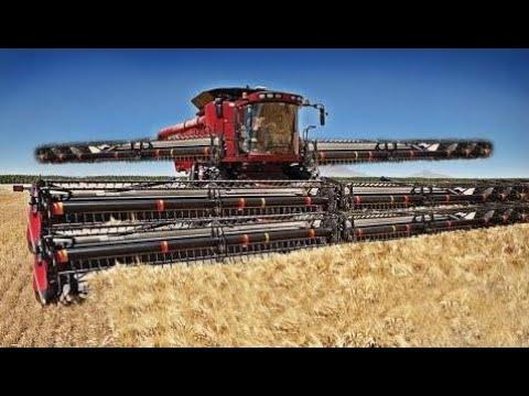 Amazing Engineering WorldWide World Amazing Modern Agriculture Equipment Mega Machines Hay Bales, T