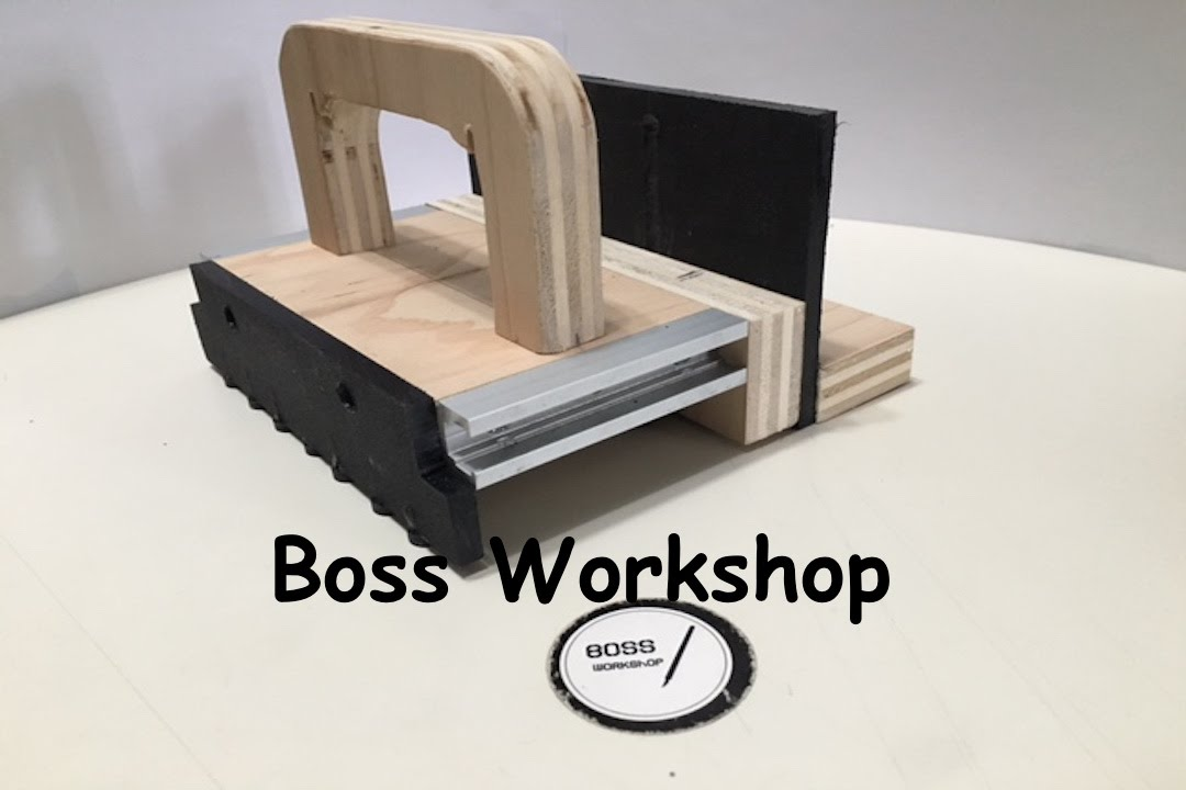 photo regarding Table Saw Push Stick Printable Template called Producing A Desk Noticed Force Block