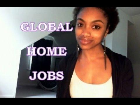 Global Work From Home Jobs ( UK, India, Caribbean, U.S & More)