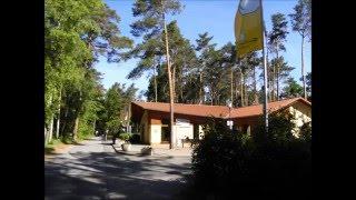5 Sterne  Dünencamp Karlshagen  Insel Usedom   Mecklenburg-Vorpommern   Deutschland