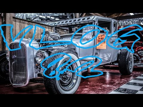 homepage tile video photo for Checking Out Volo Auto Museum and 9th Gen Accord in the Snow | Vlog 82