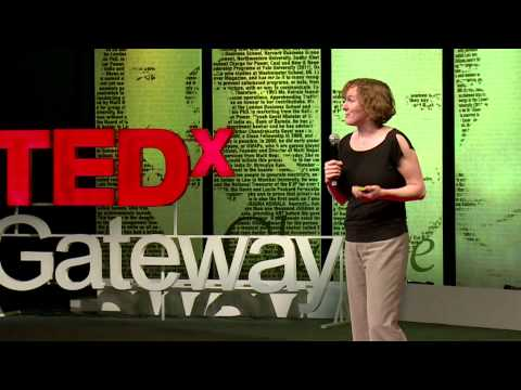 Mapping the slums | Erica Hagen | TEDxGateway