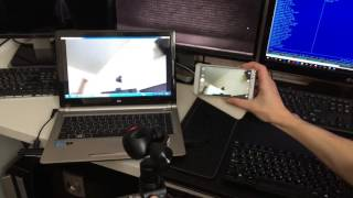 Hacking DJI Osmo Live View video