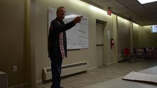 "Anishinaabemdaa: ""Let's Speak Ojibway"" with Bob Ryckman (part 3)"