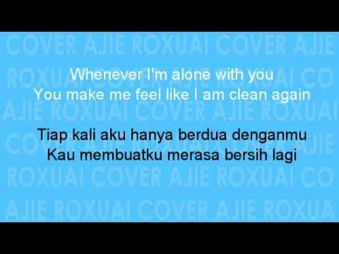 Lirik love song - adele