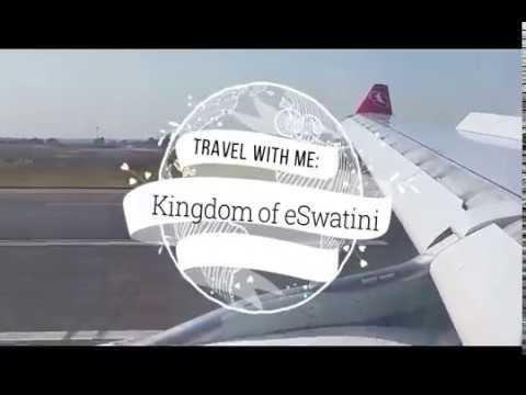 Travel With Me - eSwatini  (Swaziland) Vlog