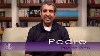 Pedro's Spanish pH Miracle for Cancer Testimonial