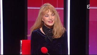 Arielle Dombasle - Les Grosses Têtes (9 Janvier 2016)
