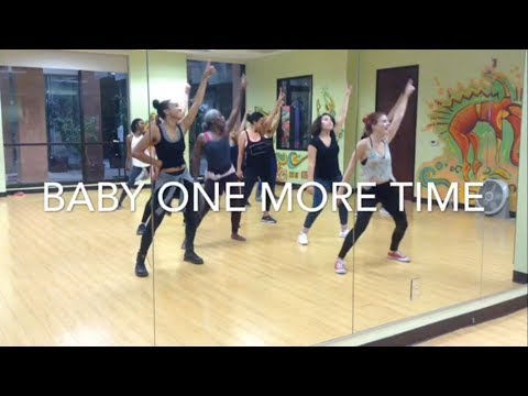 Jazz Funk with Hannah Wolgemuth - Baby One More Time