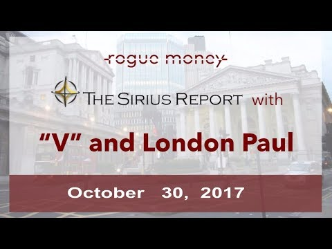 The Sirius Report: With London Paul (10/30/2017)