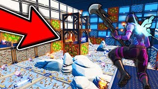 NEW PARCOURS 200 SPECIAL QI GENIE ON CREATIVE FORTNITE! #3