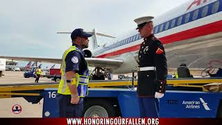 LCPL Cody Haley....A heroes journey home