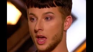 """Video 3 """"ASStitude Guys"""" in HIGH Heels """"Don't CLICK"""" for Simon Cowell, But Get YES?   The X Factor UK 2017 download MP3, 3GP, MP4, WEBM, AVI, FLV Juni 2018"""