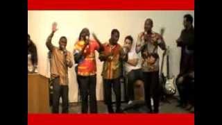 KUMAMA YAWEH AO VIVO DILUBANZA JUNIOR Angola Gospel MUSICA