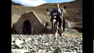 Beste offroad Motorradtour Europa - Assietta Kamm Strasse Italien & Frankreich ohne GPS Koordinaten
