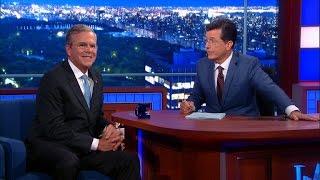 Jeb Bush Has Something Nice To Say About Obama