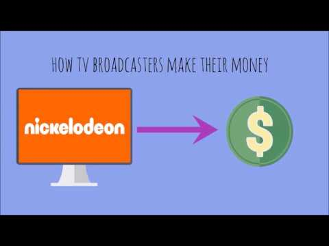 HOW TV CHANNELS MAKE THEIR MONEY