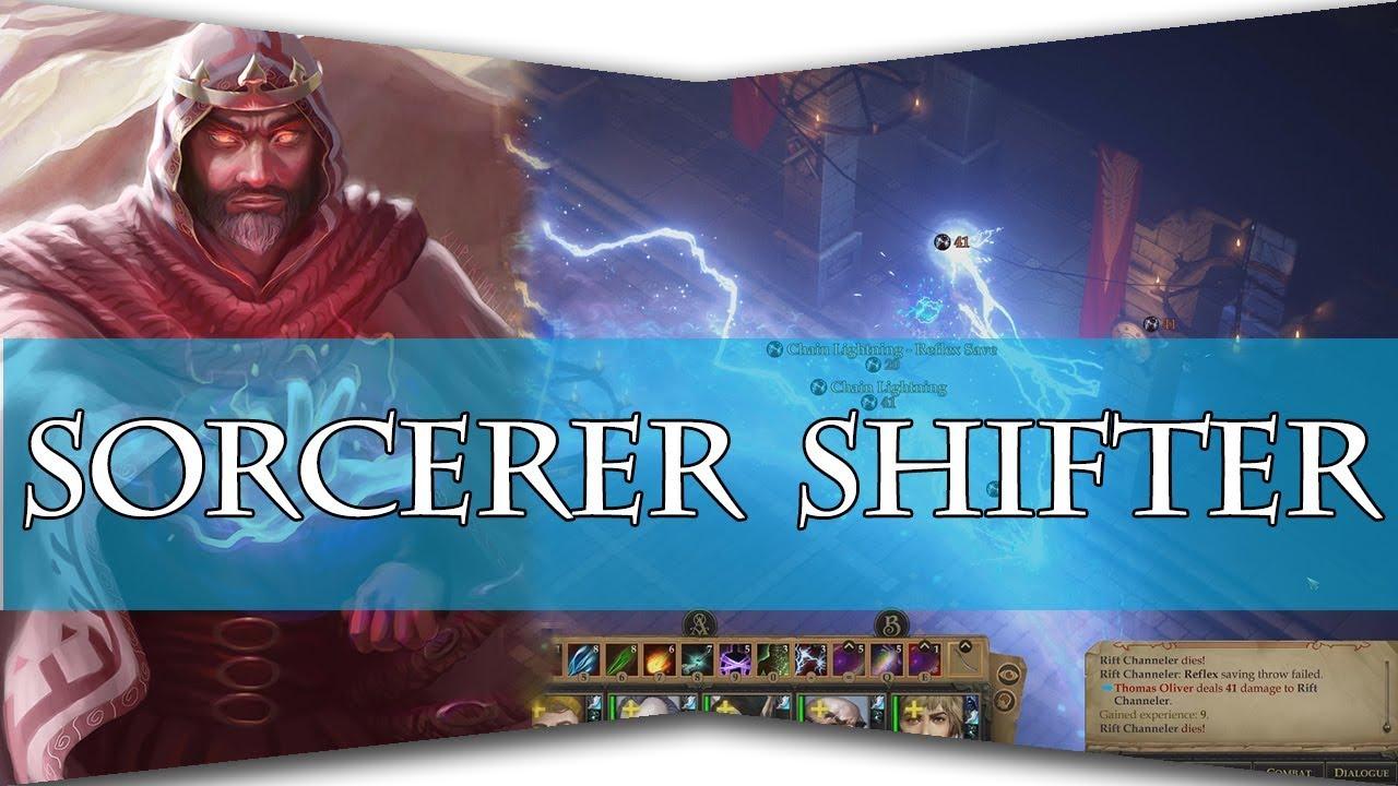 Pathfinder:Kingmaker - Sorcerer Shifter