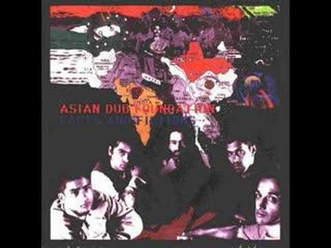 Клип Asian Dub Foundation - Jericho