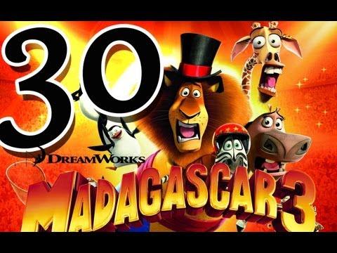 Madagascar 3: The Game Walkthrough Part 30 (PS3, X360, Wii) - Ending