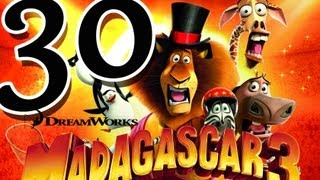 Madagascar 3: The Game Walkthrough Part 30 (PS3, X360, Wii) - Ending