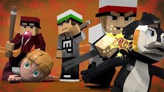 Minecraft   Atlantis Endeavors - ICKY STICKY BULLY SQUAD! (Minecraft Roleplay)