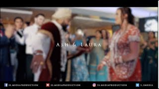 Ash & Laura - Wedding Highlights
