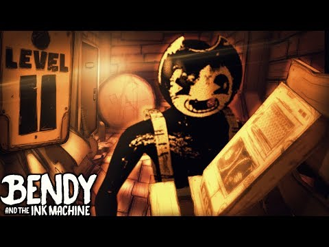 HIDDEN SAMMY TAPE RECORD ?! | Bendy and the Ink Machine [Chapter 3] Hacking