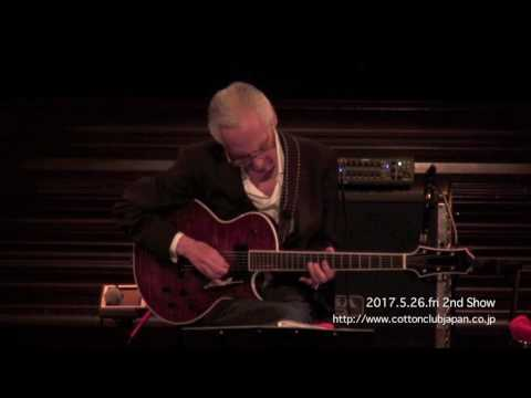 PAT MARTINO TRIO : LIVE @ COTTON CLUB JAPAN  (May.26,2017)