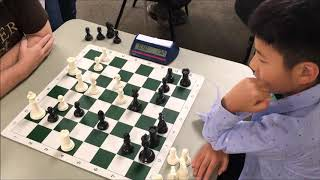 Will 9 Year Old Evan Be Clutch Under Time Pressure?