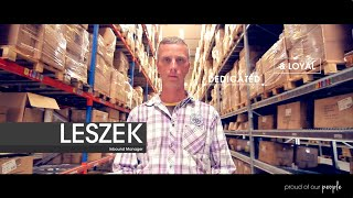 Proud of Our People: meet Leszek