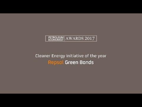 Repsol's green bond wins Petroleum Economist Award