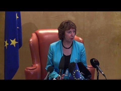 Ashton urges 'inclusive' approach for Egypt turmoil