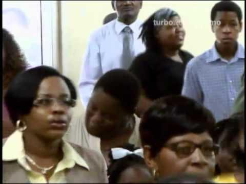 CFC Anguilla Youth Sunday - AUG 8 2010