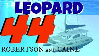 Leopard Catamaran 44