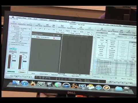 HCC's MIDI class music to audio engineers' ears