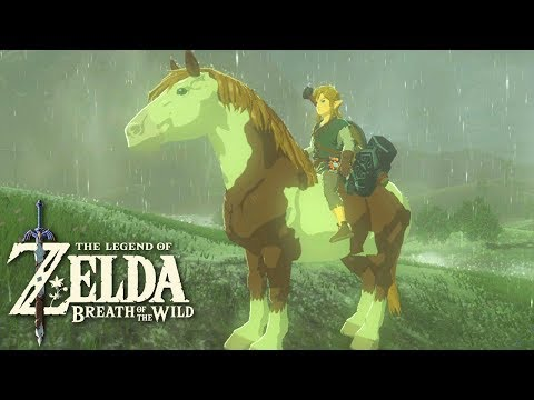 O Gigante de Pedra: The Legend of Zelda Breath of the Wild 06 - Nintendo Switch