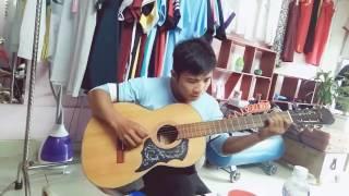 Yêu thầm(cover guitar)