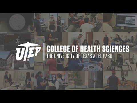 College of Health Sciences - University of Texas at El Paso