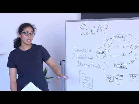 Swap Protocol Q&A with Deepa Sathaye