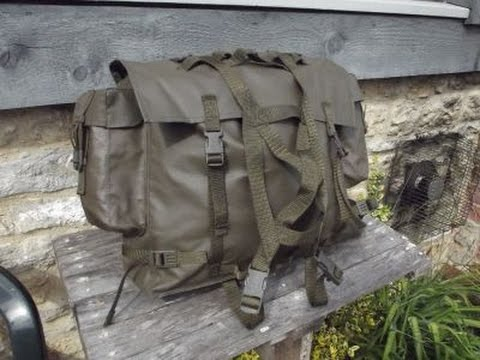 a959d69ea0 Swiss Army M90 Waterproof Rucksack Quick Look Review - YouTube