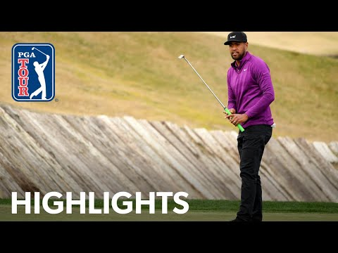 Tony Finau shoots 5-under 67 | Round 3 | The American Express | 2021