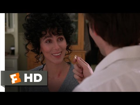 Moonstruck (11/11) Movie CLIP - Wedding Off, Wedding On (1987) HD Mp3