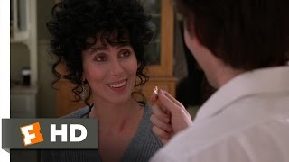 Moonstruck (11/11) Movie CLIP - Wedding Off, Wedding On (1987) HD