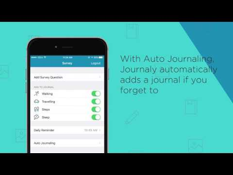 Journaly - Journal app for iPhone & Mac
