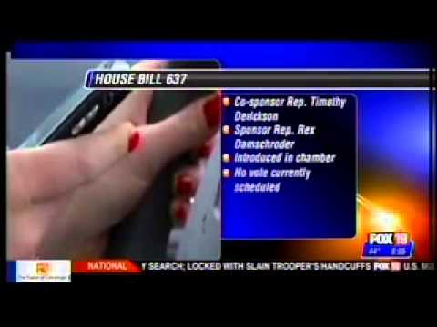 Proposed Ohio cell phone law raises many questions