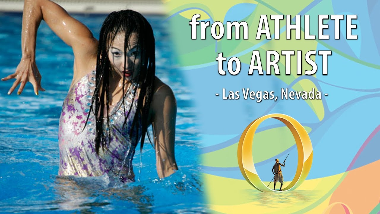 Champion Swimmers Become Circus Stars | Athlete To Artist | O | Cirque Du  Soleil